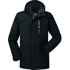 Schöffel Clipsham1 Insulated Jacket Men black